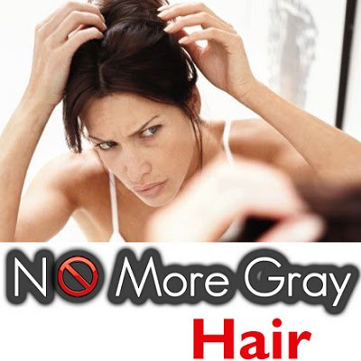 grey hair Gray Hair   Causes and Prevention