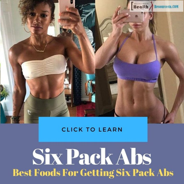 Best Foods For Getting Six Pack Abs