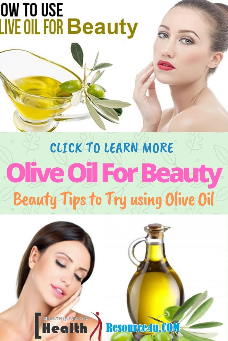 Beauty Tips for You to Try using Olive Oil