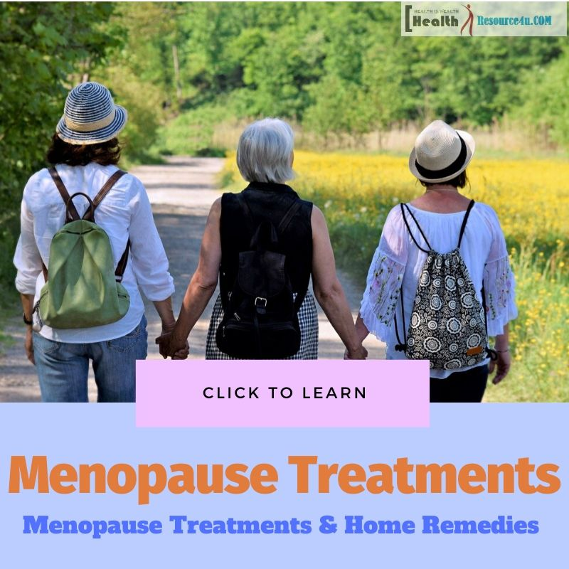 Effective Menopause Treatments and Home Remedies