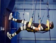 NASA Vertical Treadmill
