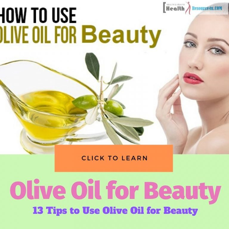 Tips to Use Olive Oil for Beauty