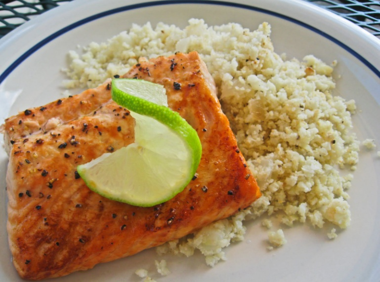 Salmon for increasing sperm count