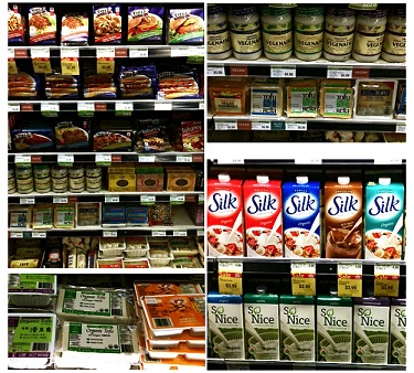 Soy in food products