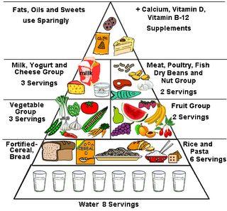 Healthy Food Guide Pyramid