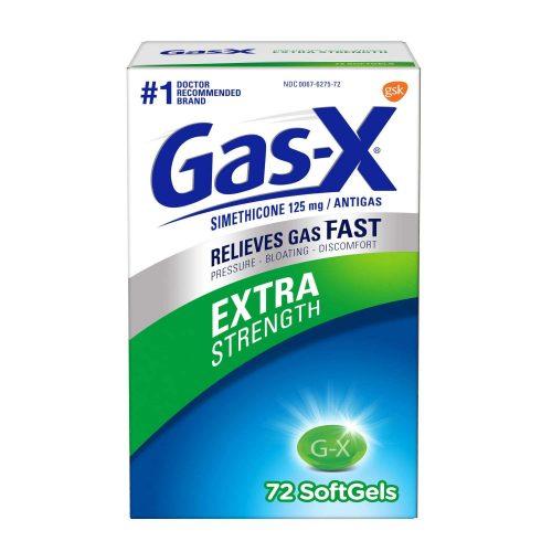 Gas-X Antigas, Extra Strength