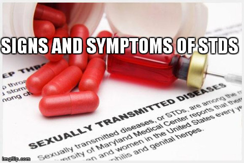 Signs and Symptoms of STDs