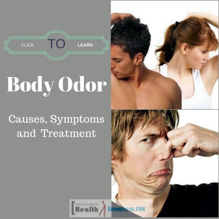 Bromhidrosis (Body Odor)