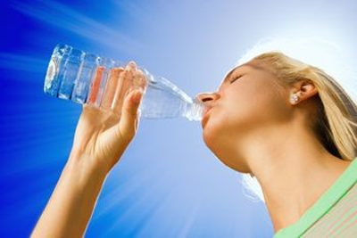 Drink Extra Water
