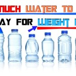 How Much Water Should You Drink A Day To Lose Weight