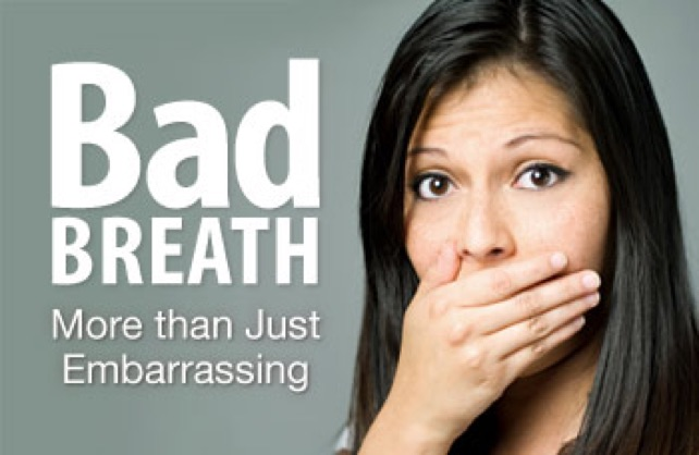 Chronic Bad Breath