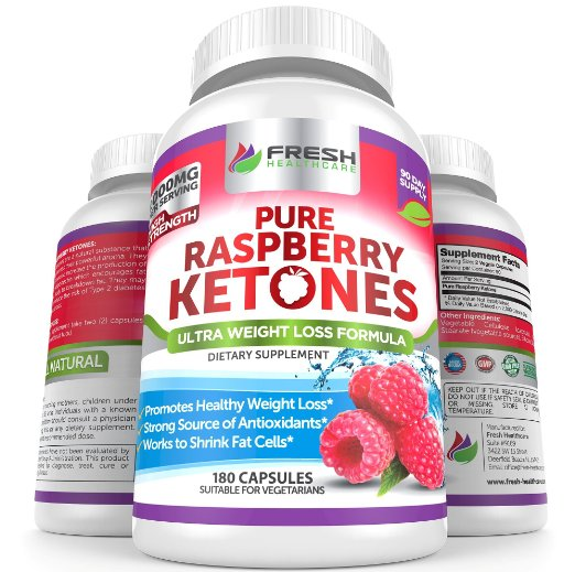 Fresh Healthcare's Raspberry Ketones