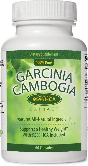 Pinnacle Nutrition's Garcinia cambogia