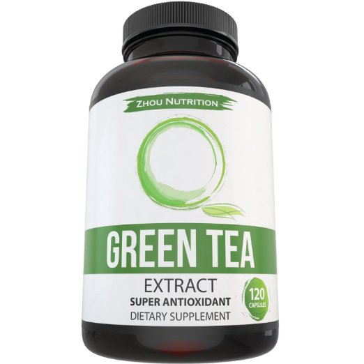 ZHOU Nutrition's Green tea extract