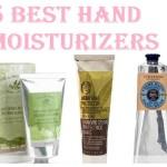 Best Hand Moisturizers
