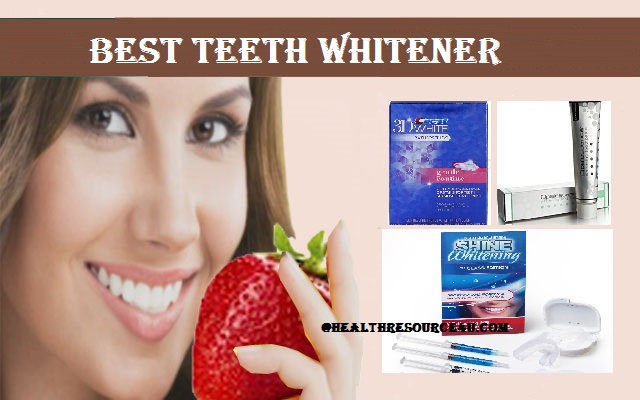 Best Teeth Whitener