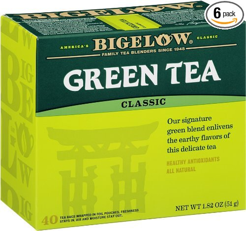 Bigelow Green Tea Review
