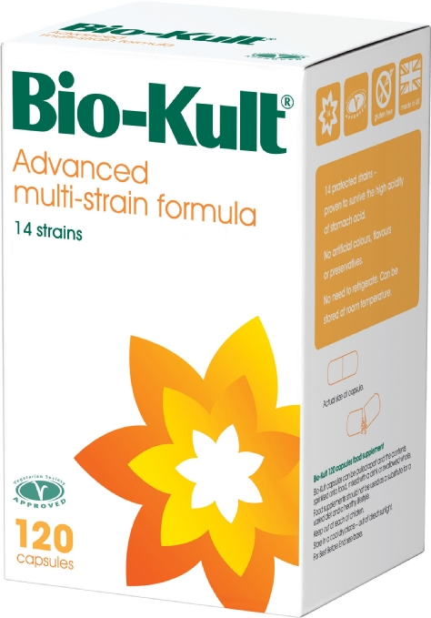 Bio-Kult Advanced Probiotic Multi-Strain Formula Capsules