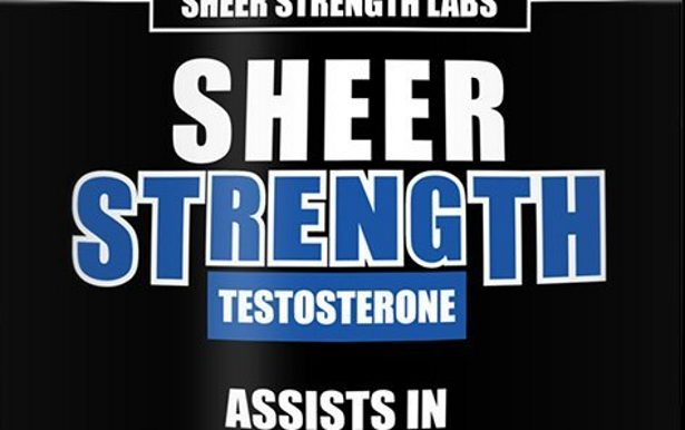 Sheer Strength Testosterone Review