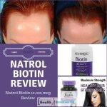 Natrol Biotin 10,000 mcg Review