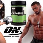 Optimum Nutrition Creatine Powder review