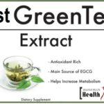 Best Green Tea Extract Supplement