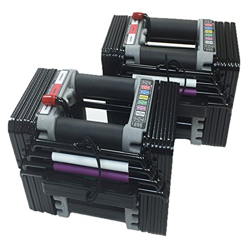 Power Block Elite Adjustable Dumbbells