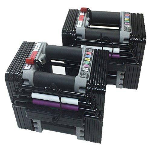 Power Block Elite Adjustable Dumbbells