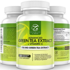 Zenwise Labs Advanced Green Tea Extract review