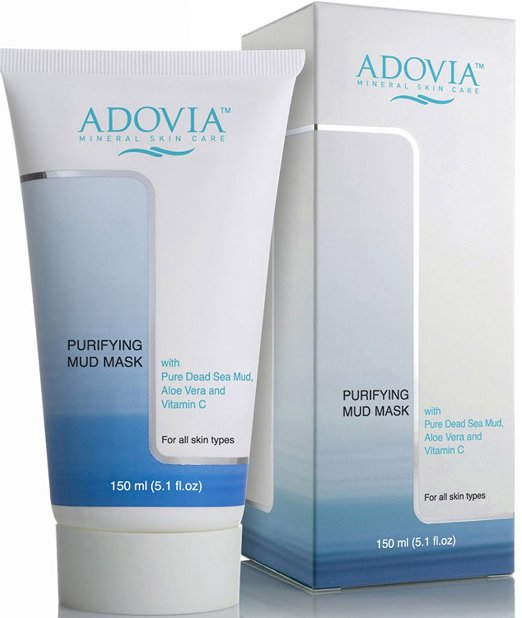 Adovia Purifying Facial Mud Mask