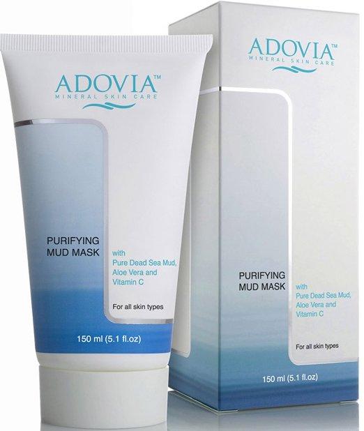 Adovia Purifying Facial Mud Mask