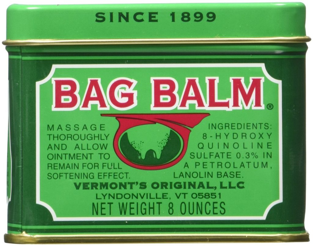 Bag Balm Body Moisturizer