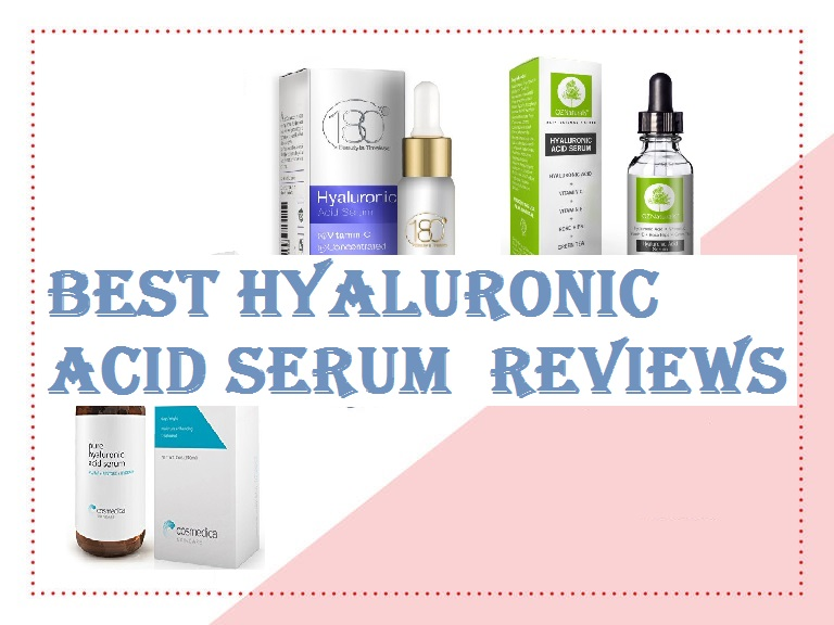 Hyaluronic acid skin care reviews