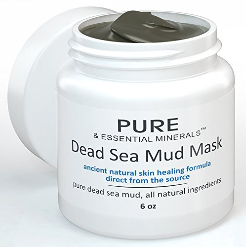 Dead Sea Mud Mask By Pure & Essential Minerals