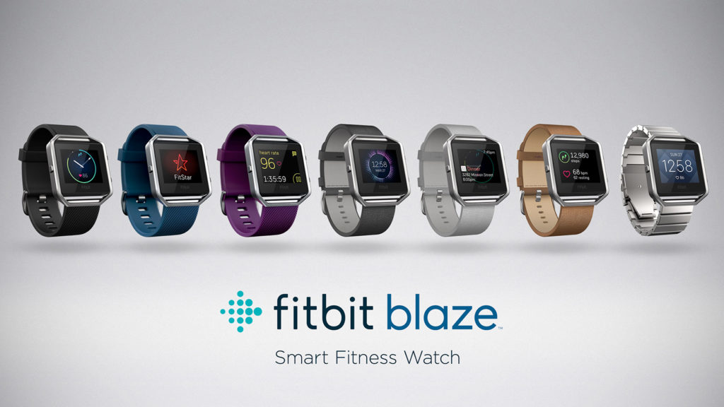 Fitbit Blaze Smart Fitness Watch review