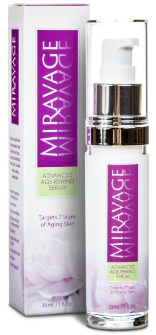 Miravage Facial Redness and Rosacea Relief Cream