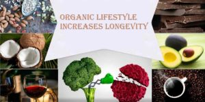 Organic Lifestyle Increases Longevity