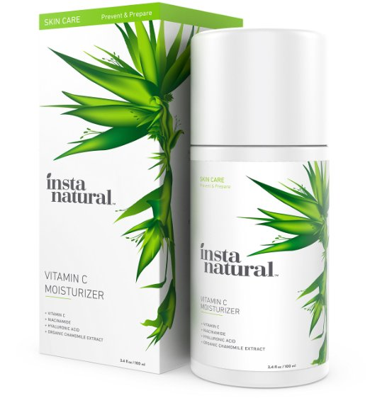 InstaNatural Vitamin C Moisturizer Cream