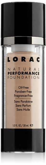 Lorac Natural Performance Foundation