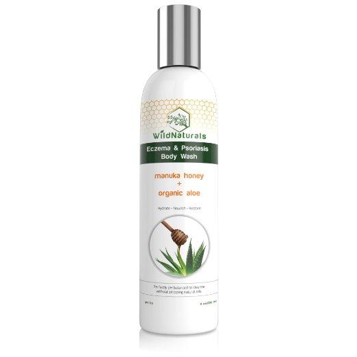 Wild Naturals Eczema & Psoriasis Cream
