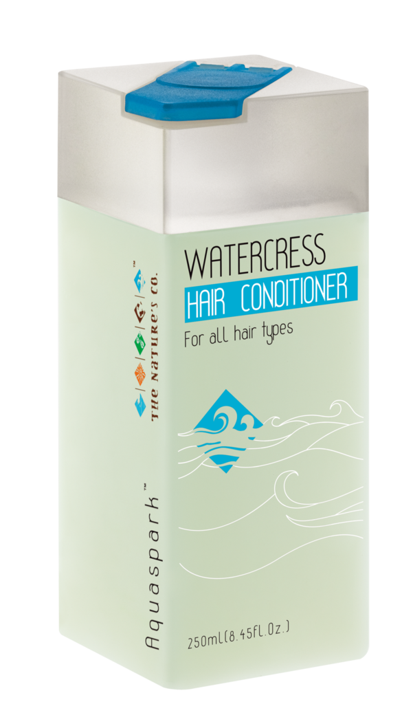 Watercress Hair Cleanser & Watercress Hair Conditioner