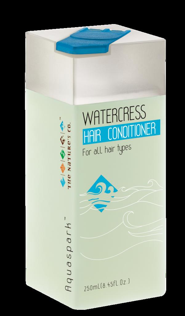 Watercress Hair Cleanser & Watercress Hair Conditioner