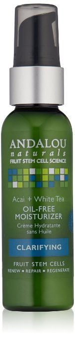 Andalou Naturals Acai Plus White Tea Oil-Free Moisturizer