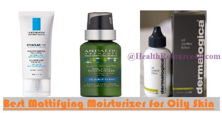 Best Mattifying Moisturizer for Oily Skin