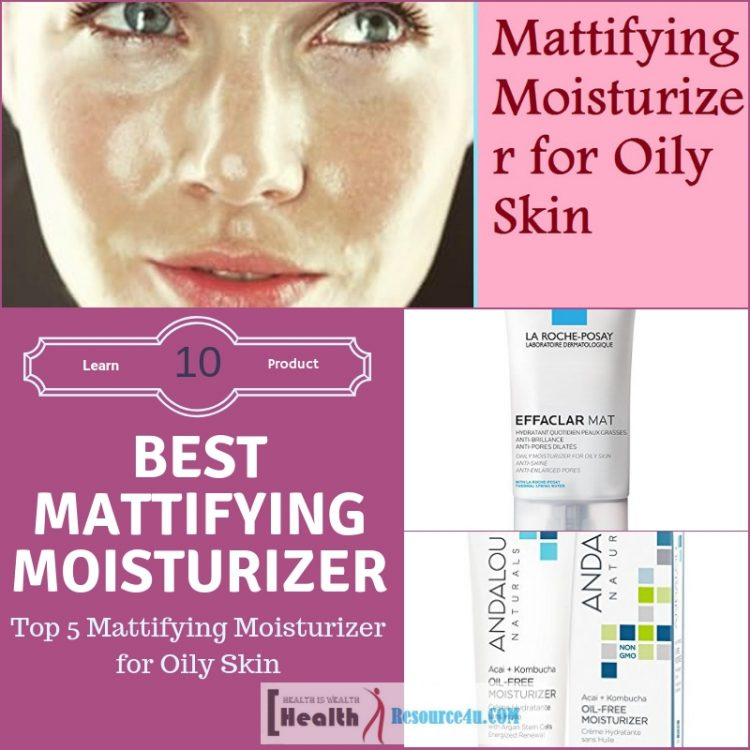 Best Mattifying Moisturizer for Oily Skin