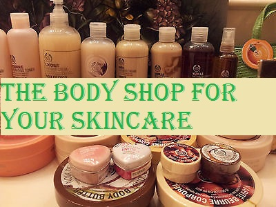 The Body Shop for Your Skincare