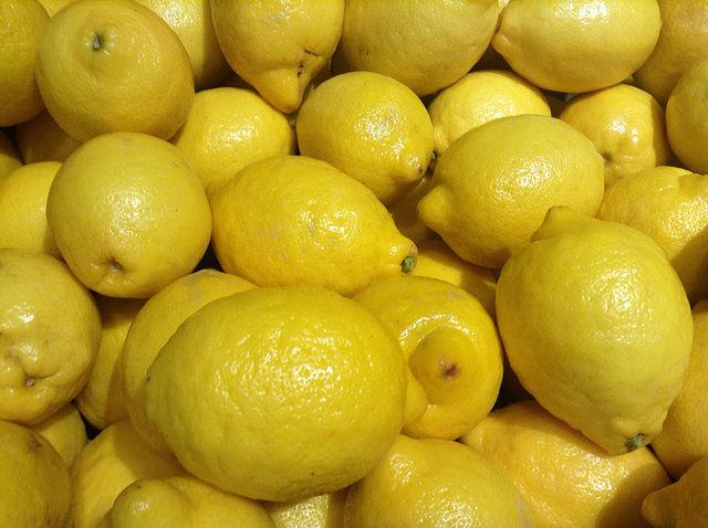 Vitamin C from orange