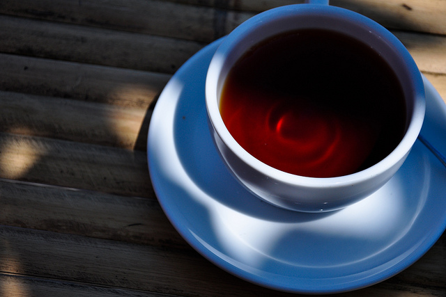 Drink Black Tea