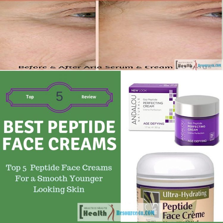 Best Peptide Face Creams