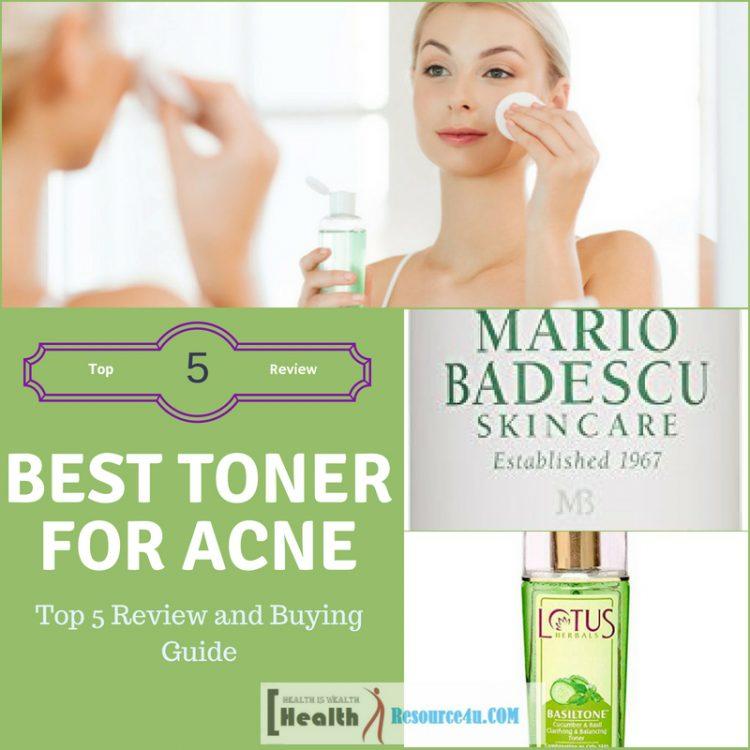 Best Toner for Acne Prone Skin
